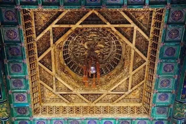 故宫建筑的装饰花纹